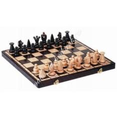 Деревянные шахматы Кинг