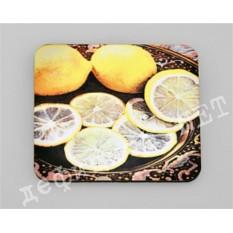 Подставка под кружку «Лимон»