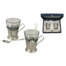 Чайный набор на 2 персоны Del Treno