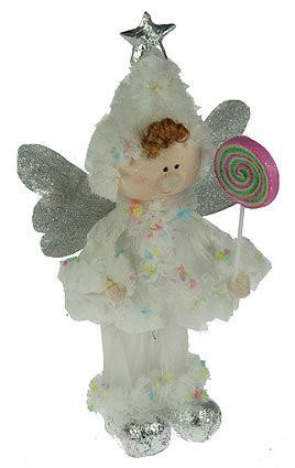 Новогодняя фигурка Карамельная фея
