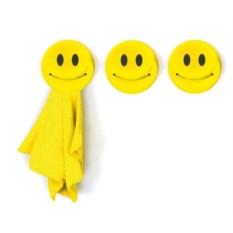 Набор из 3 держателей для полотенец Smile