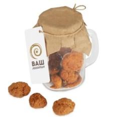 Овсяное печенье Cookie jar