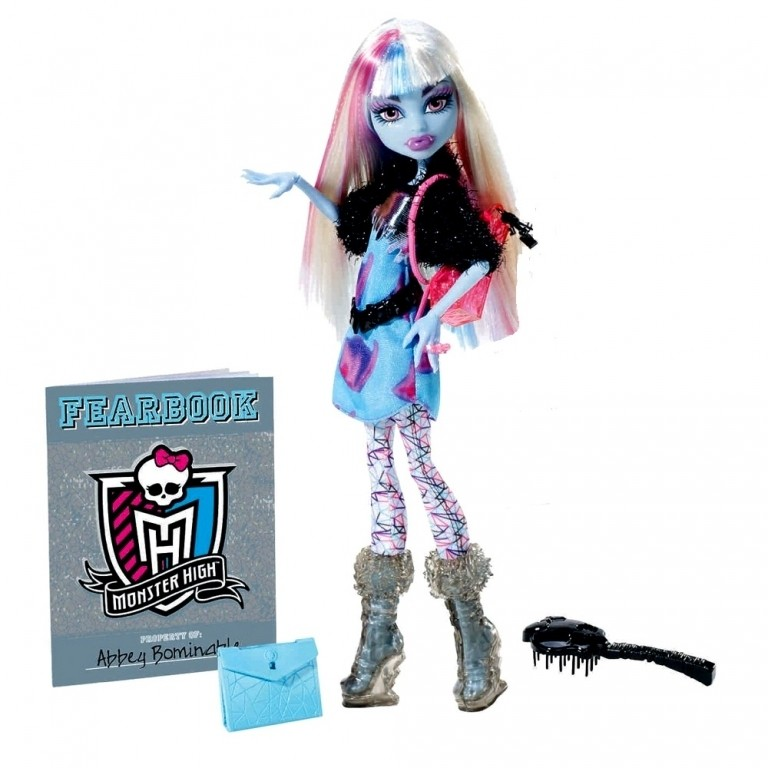 Кукла Monster High Эбби Боминейбл