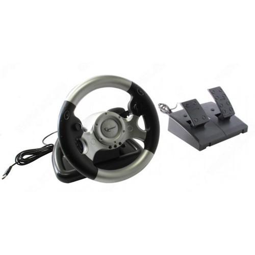 Руль, педали для компьютера STR-FFB3 (GEMBIRD)