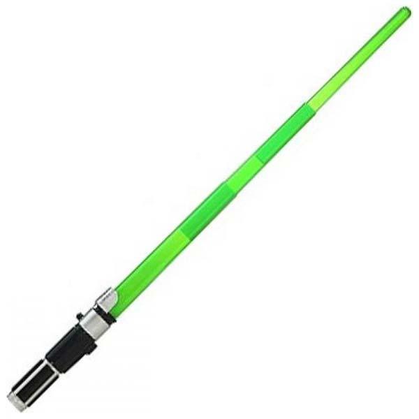 Электронный световой меч мастера Йоды с эффектами