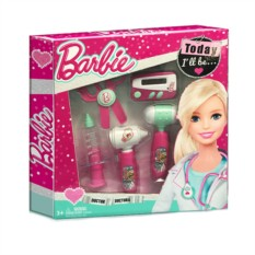 Компактный игровой набор Юный доктор Barbie