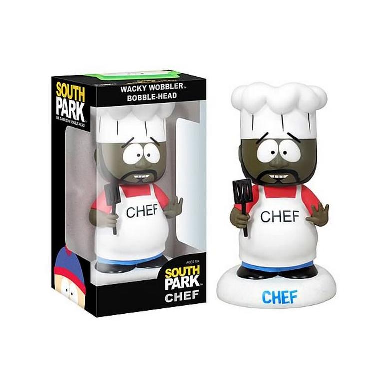 фигурка South Park Chef Talking Bobble Head