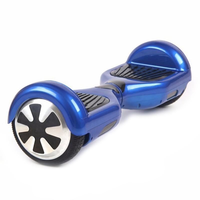 Синий гироскутер Smart Balance