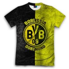 Мужская футболка 3D с полной запечаткой BVB