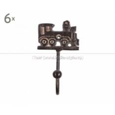 Вешалка-крючок из железа