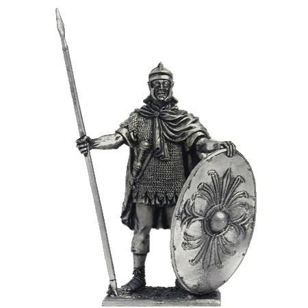 Оловянный солдатик Римский пехотинец, 1-2 вв. н.э.