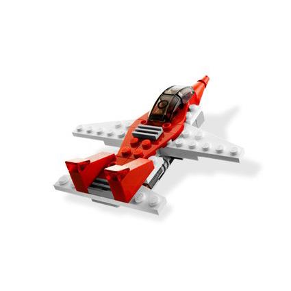 Конструктор Lego Creator «Мини-ракета»