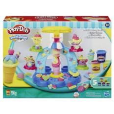 Игровой набор Play-Doh Фабрика Мороженого от Hasbro