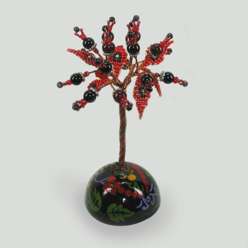 Дерево из граната Яркая жизнь