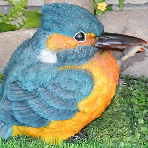 Фигура «Птичка с рыбкой большая»