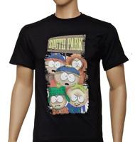Футболка South Park, шелкография