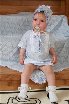Крестильный набор Малышка