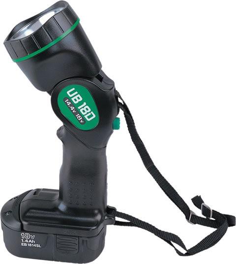 Аккумуляторный фонарт UB 18 DSL 14.4-18 B