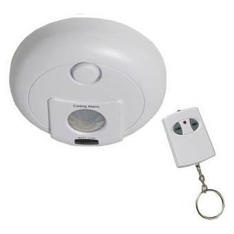 ИК-детектор с сиреной