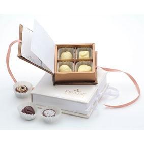 Набор конфет ручной работы «Латте»