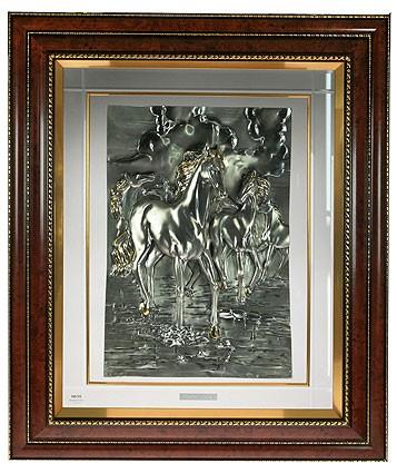 Картина Кони.