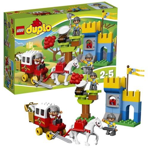 Конструктор Lego Duplo Спасение сокровищ