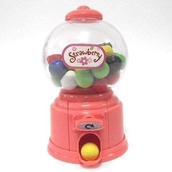 Копилка Дозатор для конфет (розовая)
