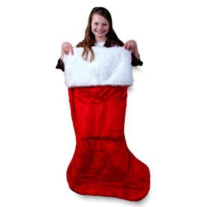 Огромный Новогодний носок