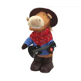 Интерактивная игрушка Конь-гитарист