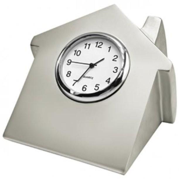 Настольные часы Домик