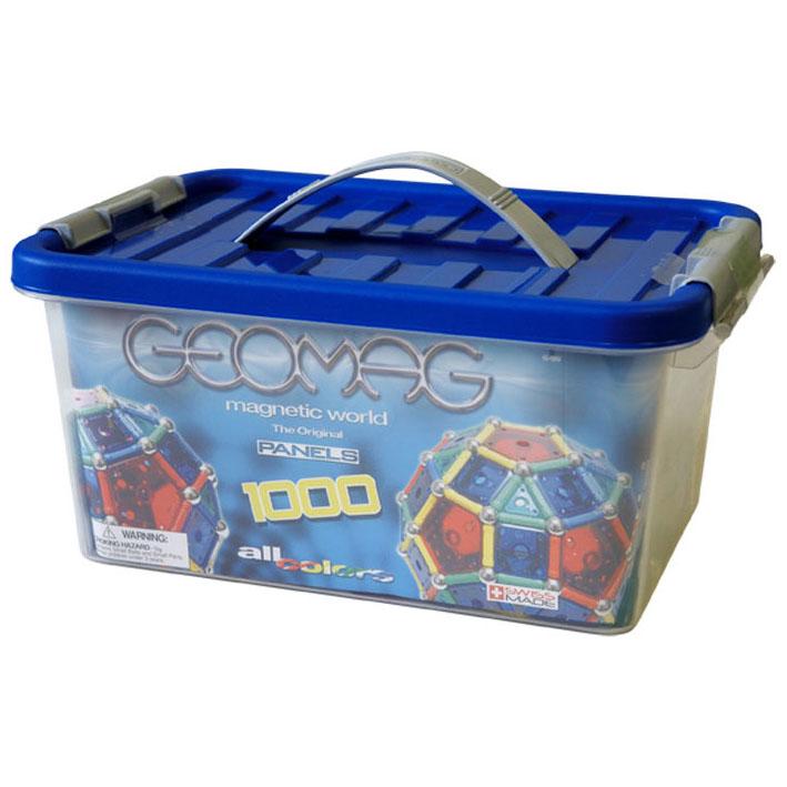 Магнитный конструктор Clipbox 1000
