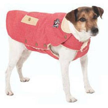Комбинезон для собак Karlie (красный)