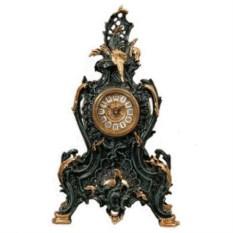 Большие часы из бронзы