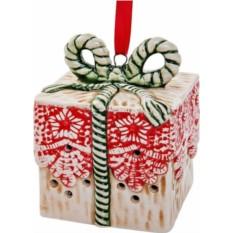 Новогоднее украшение Подарок Mister Christmas