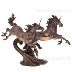 Декоративная фигурка Единороги