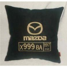 Подушка с номером Mazda