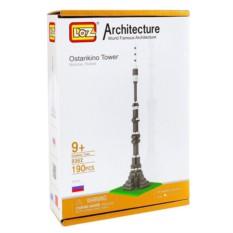 Конструктор Loz Останкинская башня