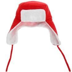 Новогодняя шапка-ушанка