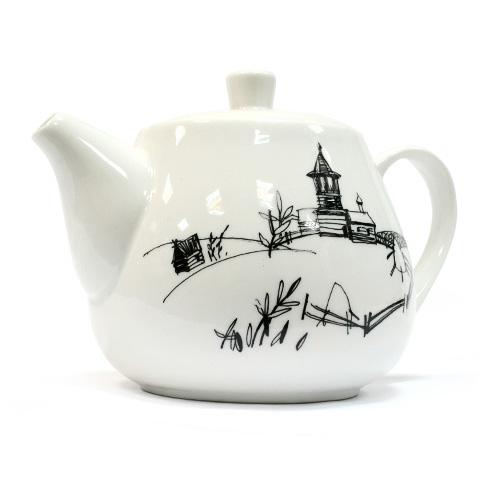 Чайник «Белый луг»