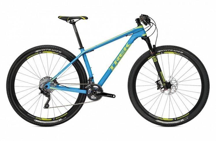 Велосипед Trek Superfly 9.8 XT (2015)