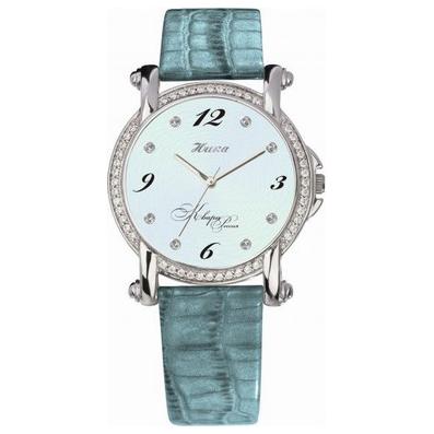 Серебряные часы «Конфетти»