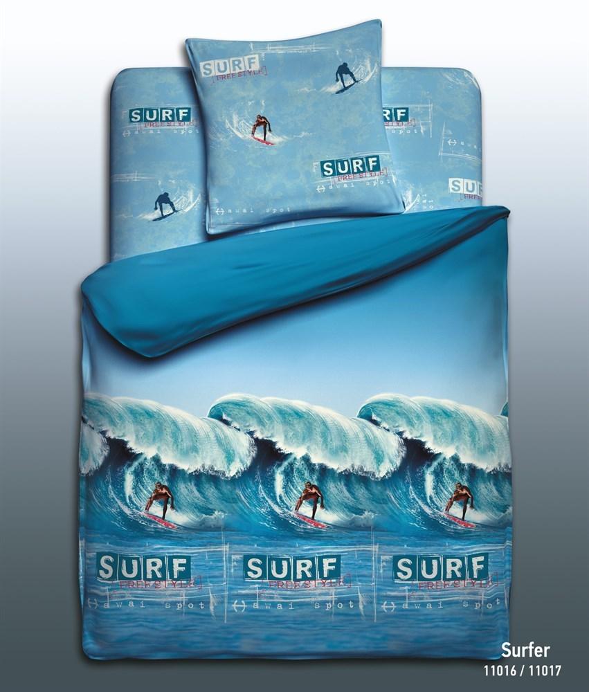 Комплект подросткового постельного белья Surfer