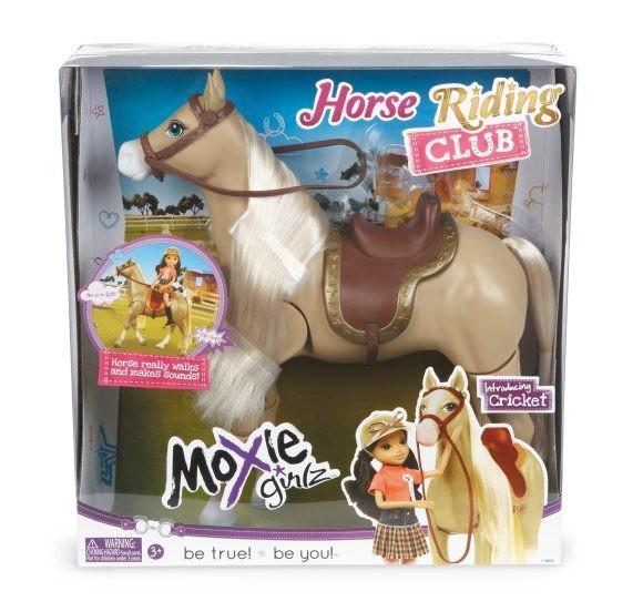 Лошадка золотистая Moxie