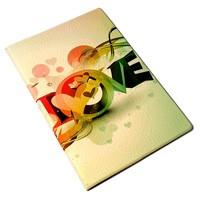 Обложка для автодокументов Любовь