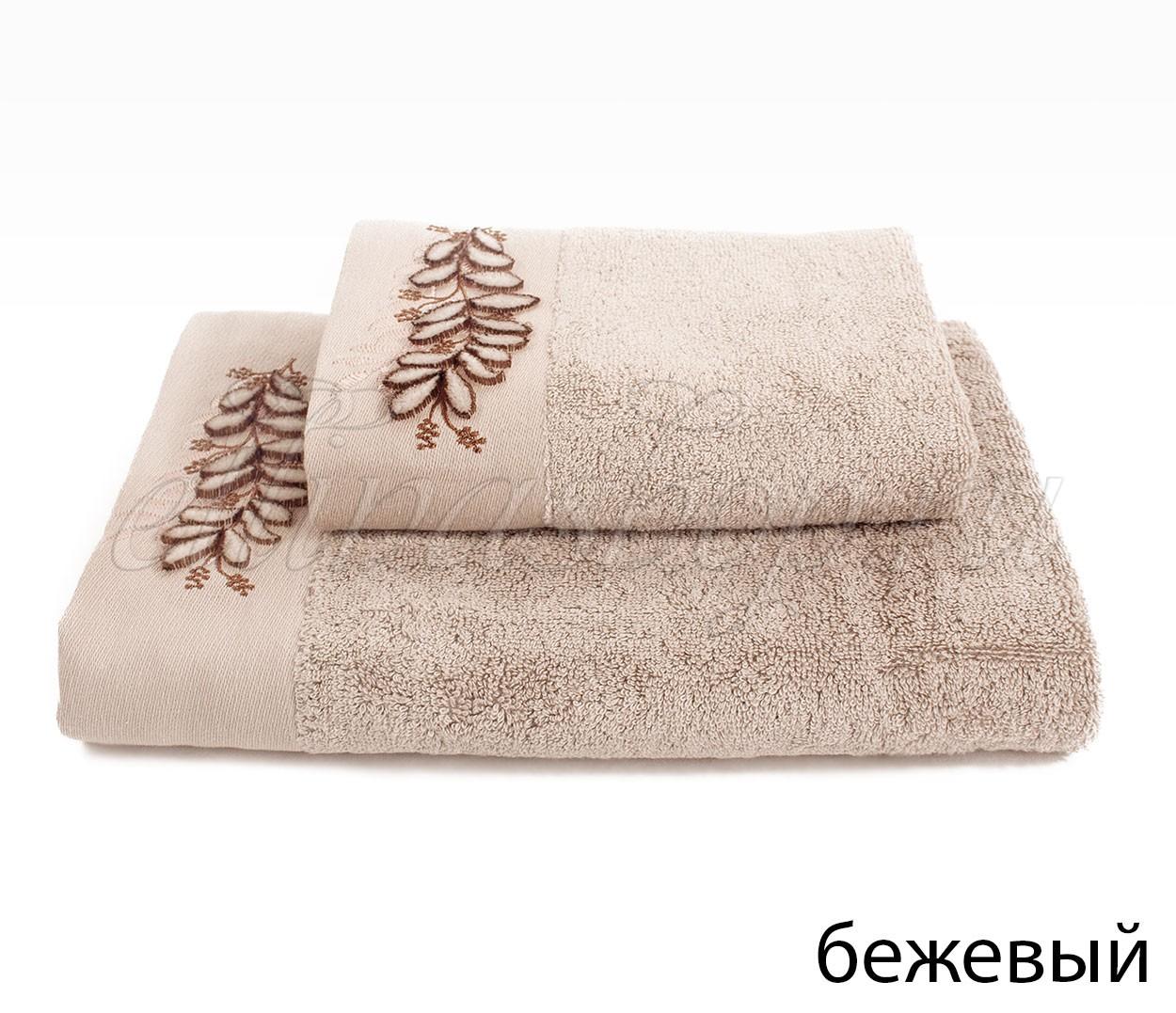 Комплект полотенец Веточка