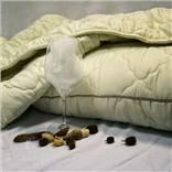 Стеганое одеяло Золотой мерино, 172х205