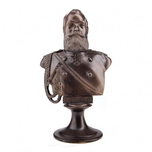 Бюст «Александр III»
