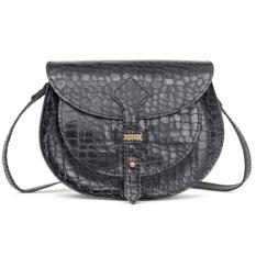 Женская сумочка с художественным тиснением