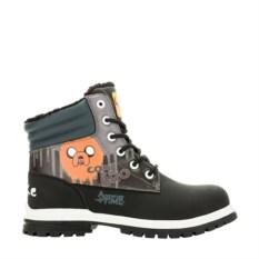 Черные ботинки Adventure Time
