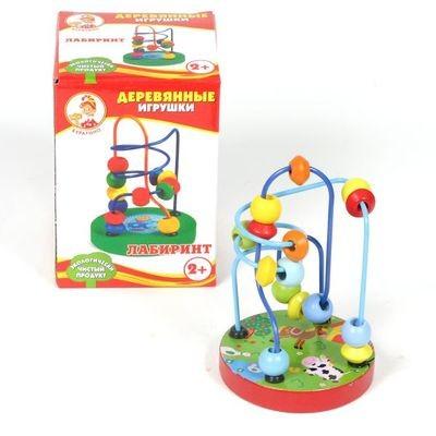 Игрушка детская Лабиринт малый
